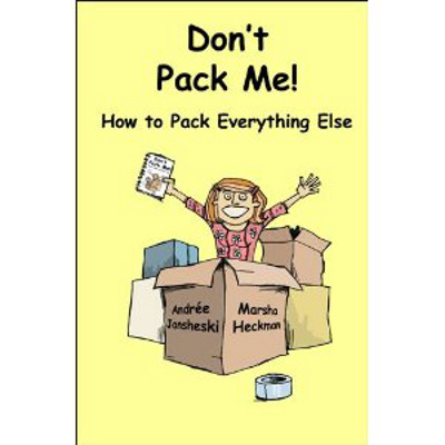 Don't Pack Me: How to Pack Everything Else