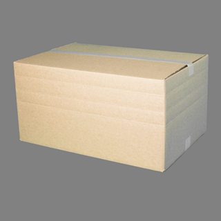Shipping Box, 24″x16″x12″, Single Wall